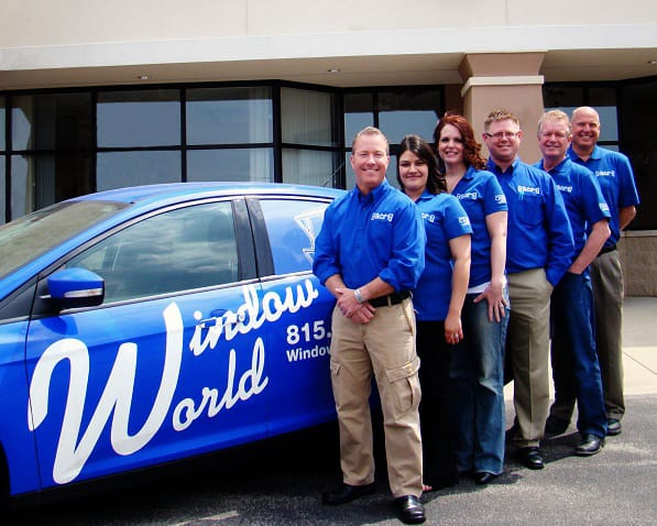 Window World Joliet Team